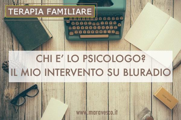 Chi è lo psicologo